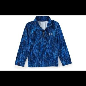 Toddlers quarter zip Under Armour long sleeve